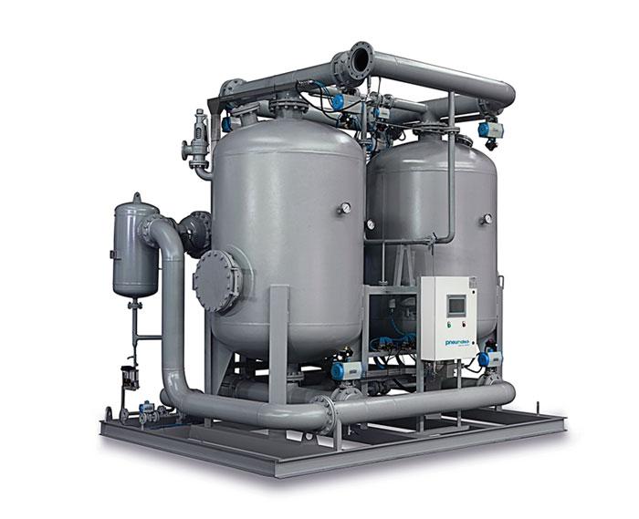 PHC压缩热吸附式干燥机