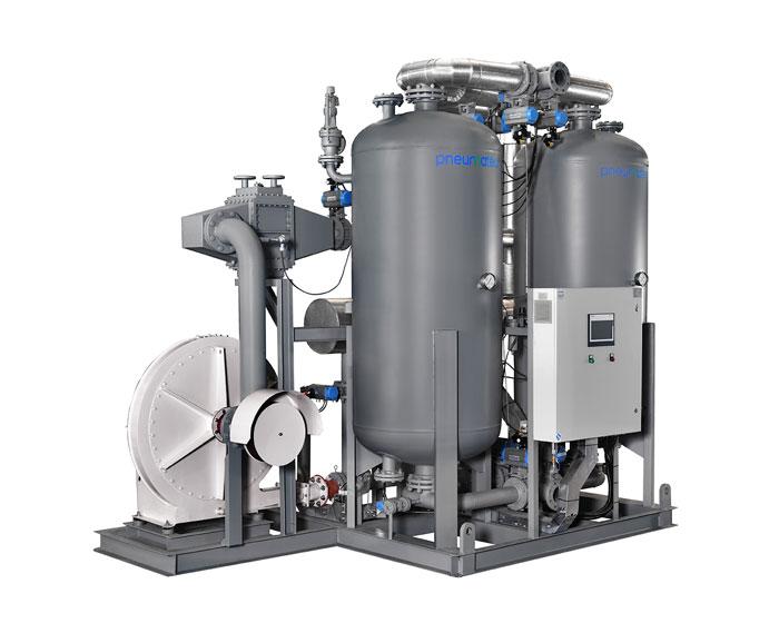 PBZ鼓风零气耗吸附式干燥机