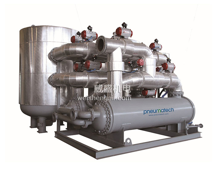 PHCL压缩式零气耗再生式干燥机